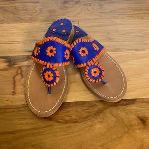 Jack Rogers Spirit University of Florida sandals